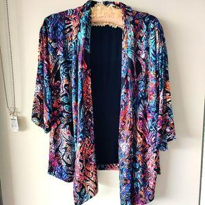 ROCKMANS|| Colourful outerwear Size L